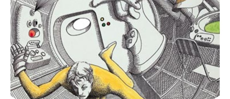 Elemental Imagination & Illustration: Lem & Mróz Talk