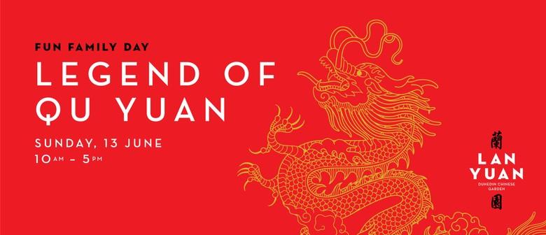 The Legend of Qu Yuan