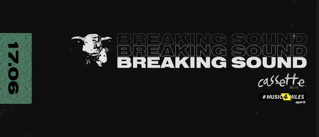 Breaking Sound NZ feat. Craigus, Bincz, K2M