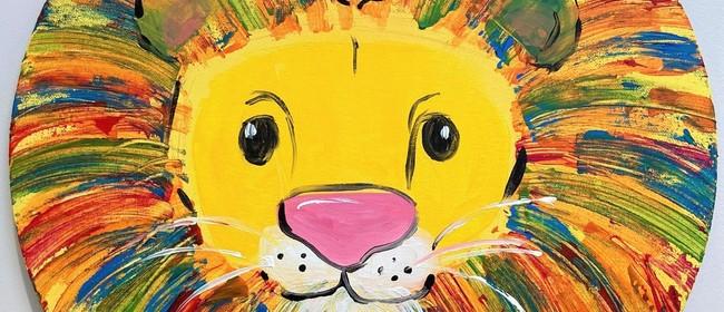 Kids' School Holiday Painting