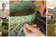Image for event: Harakeke NZ Flax Weaving Introduction Weekend Workshop