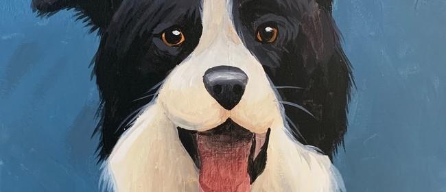 Paint 'n' Sip Studio – Paint Your Pet Night