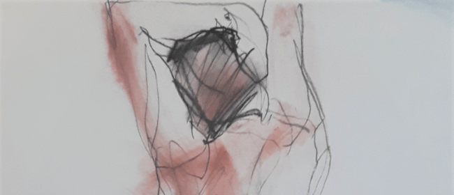 Expressive Life Drawing Session