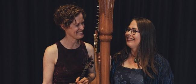 Aspiring Village Presents: Fantasie: Harp and Violin