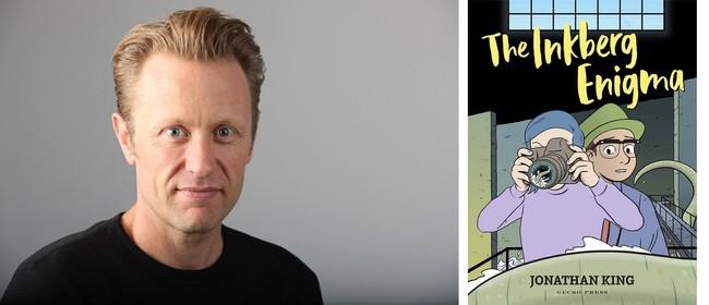 Comics and Movies - Jonathan King - Marlborough Book Fest