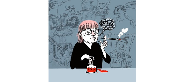 Drawing Attention - Sharon Murdoch - Marlborough Book Fest