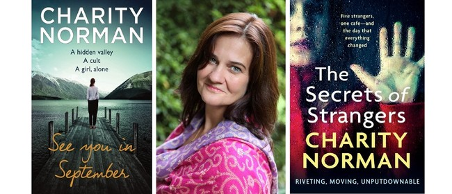 Advocate to Author - Charity Norman - Marlborough Book Fest