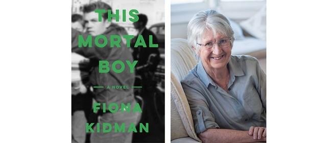 Sense of Justice - Dame Fiona Kidman - Marlborough Book Fest