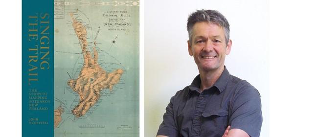 Singing the Trail - John McCrystal - Marlborough Book Fest
