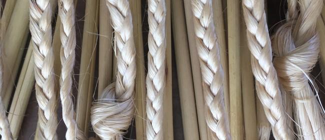 Muka Tangata - The Making of Umbilical Ties From Harakeke