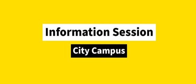 Wintec City Campus Information Session