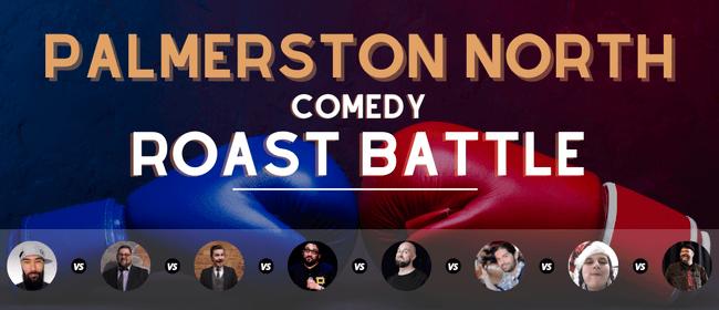 Palmerston North Comedy Roast Battle