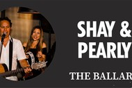 Image for event: Shay & Pearly
