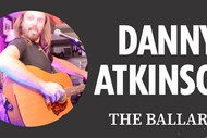 Image for event: Danny Atkinson