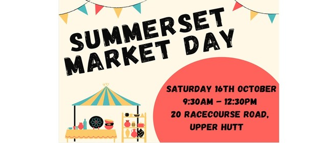 Market Day - Summerset at the Course