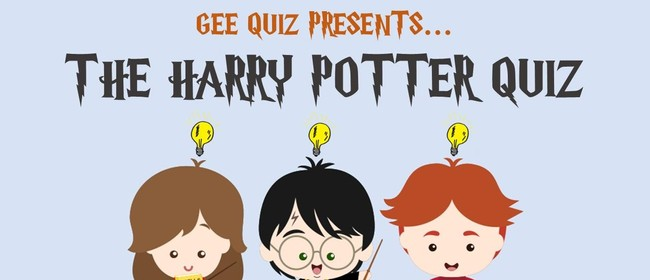 Harry Potter Quiz - Nelson