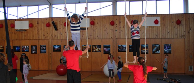 Awesome Circus workshop