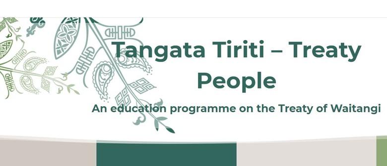 Treaty People Workshop