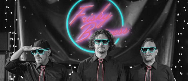 Frisky Business - '80s Flashback Night