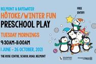 Image for event: Hōtoke/Winter Fun Preschool Play