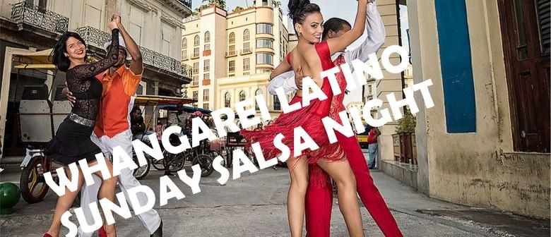 Whangarei Latino Salsa Night