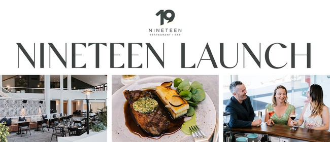 Nineteen Launch: SOLD OUT
