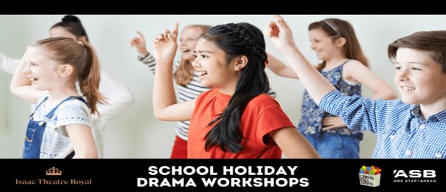 July School Holiday Drama Workshops