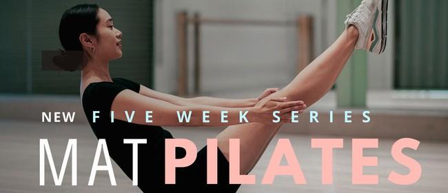 Mat Pilates - Five-Week Series