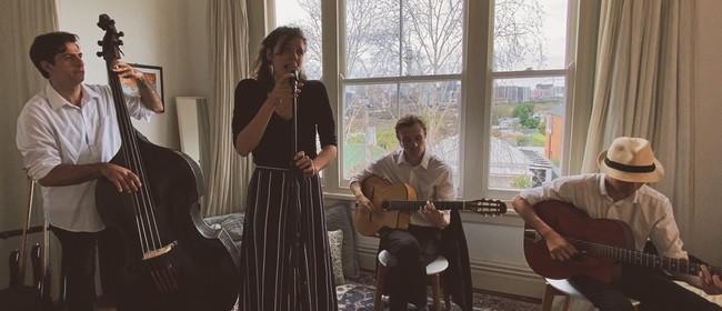 Croque Madame - French Gypsy Jazz