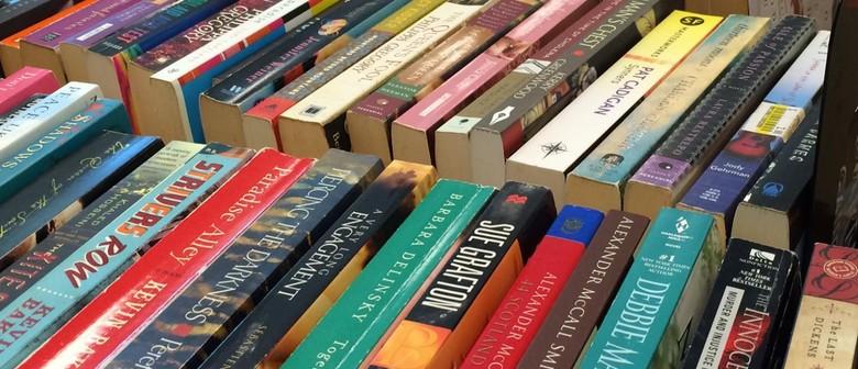 Salvation Army Book Fair