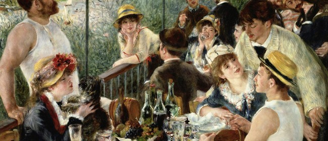 Cooking with the Impressionists: Paul Auguste Renoir