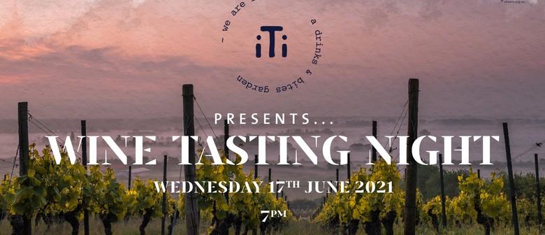 Wine Tasting at iTi
