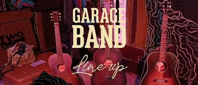 Garage Bands Line Up