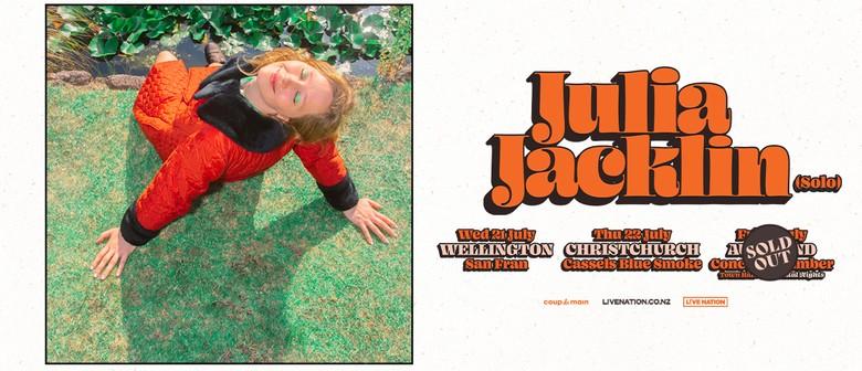 Julia Jacklin Solo Tour