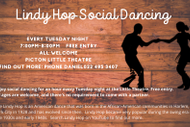 Lindy Hop Social Dancing