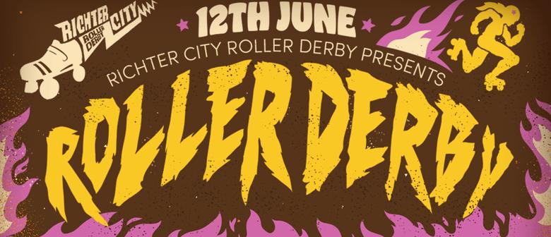 Roller Derby - Richter City All Stars v Whakatāne