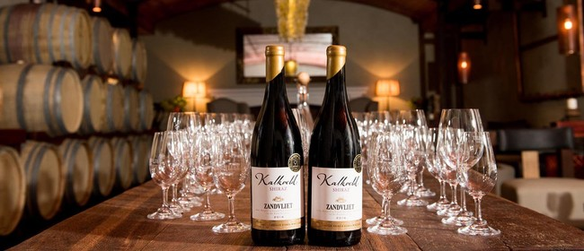 Wine Tasting with Zandvliet Wine Estate of South Africa