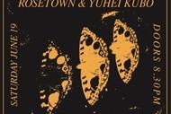 Metamorphosis: Manifest Kitsune, Rosetown & Yuhei Kubo