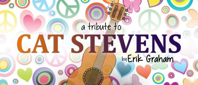 Cat Stevens Tribute with Erik Graham