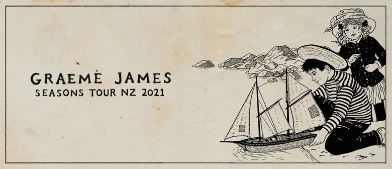 Graeme James Seasons Tour Picton