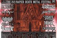 Napier Death Metal Festival 9