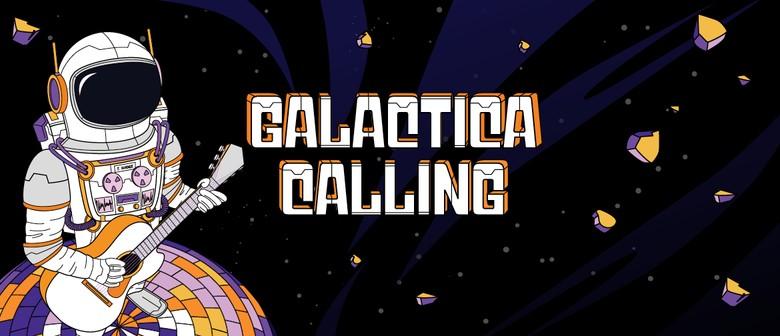 Galactica Calling