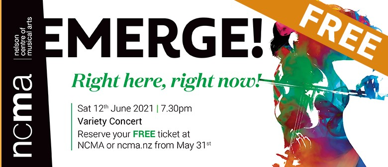 Emerge! Right Here, Right Now
