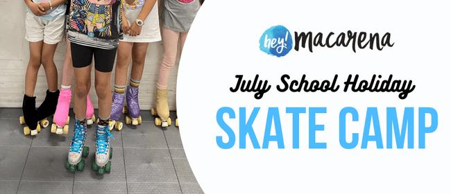 July School Holidays Roller Skate Camp
