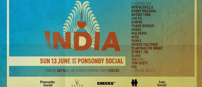 I Heart India Fundraiser