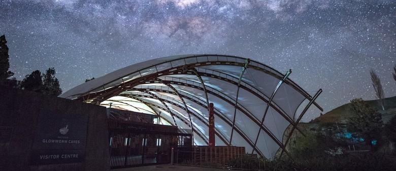 Waitomo Glowworm Caves Matariki Evening Event