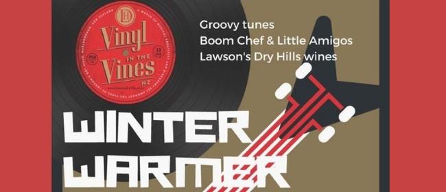Vinyl in the Vines Winter Warmer