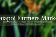 Image for event: Kaiapoi Farmers Market