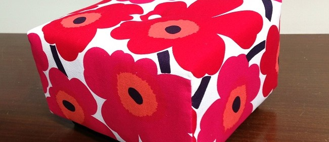 Upholster Your Own Footstool