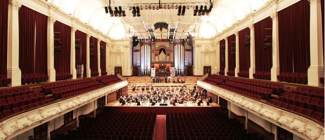 Auckland Town Hall Organ Concert Series